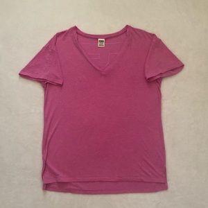 205812530ea60 PINK Fuchsia Pink Short Sleeve Tee